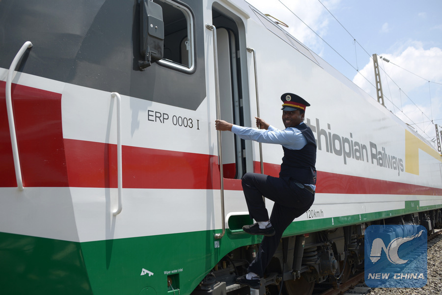 Ethiopia PM says China will restructure railway loan