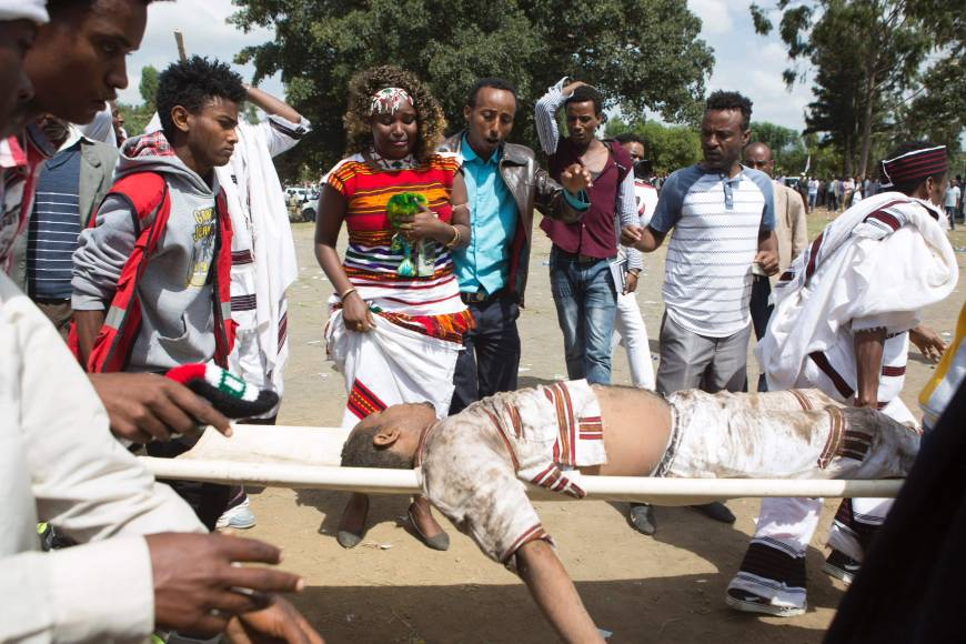 Ethiopia: Police must face immediate investigation after